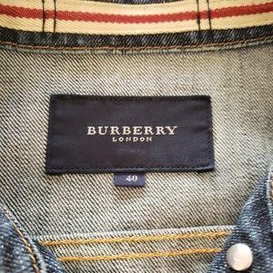 Authentic BURBERRY Denim Jacket